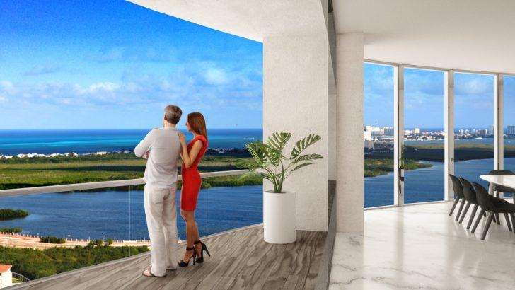 Ynfinity, el complejo residencial, comercial y de negocios con más plusvalía en el Caribe Mexicano, abrirá en 2017